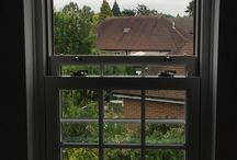 Sliding Sash Windows / Traditional sliding sash windows in UPVC!