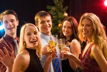 Office Holiday Party Ideas / The season to be jolly is almost upon us, and we assume you like to party as much as we do. So here are JB Inc.'s fave ideas and inspirations for office shindigs. / by Jennifer Barbee, Inc.