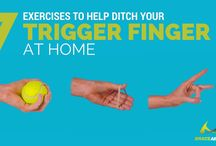 trigger finger exercise