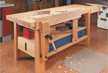 Bancada Workbench / Design and project.