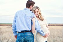 Inspirational Maternity Photo Ideas / by Sarah Howell
