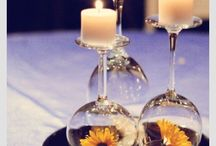 Centrepieces! / Cheap and affordable! Nice ideas for upcoming events