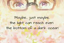 Your Lie In April;<3