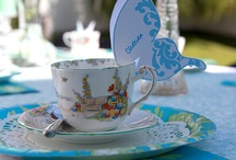 Tea party ideas  / by Vanessa Beauchemin