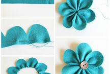 Flower deco project