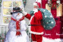 Boże Narodzenie / Haft