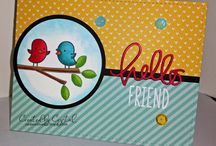 Posted Cards / Handmade Cards