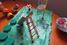 Kid Crafts / Kid Crafts Recycled, Up-cycled, Re-purposed, Up-purposed things, DIY Ideas. http://www.recycled-things.com/
