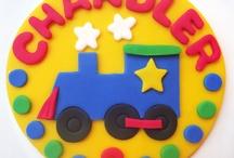 Birthday Party Ideas / by Gloria Hill