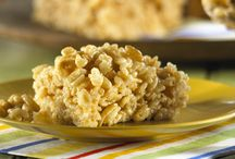 Fall Recipes / We've got plenty of recipes to help you celebrate the falling leaves and football! / by Rice Krispies®
