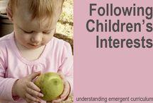 ECE emergent curriculum