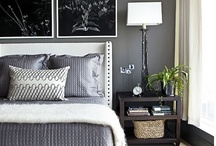 Bedroom ideas / by Nina Burch