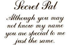 secret pal / by Sarah Byers