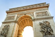 Wishlist - France - Paris / These are all the places I wish to visit and activities I wish to do in Paris, France. The pins are mostly travel guides, photos and blog posts shared by travelers as well as top travel bloggers.