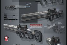 weapon(guns)