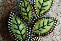 zipper jewellery