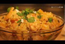 Video recipes - Videóreceptek