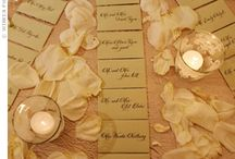 Wedding Table Ideas / by Ruthie K