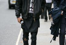 stil, kläder