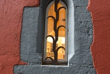 Doorways and windows  / by LCHF Lover