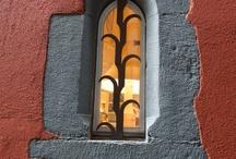 Doorways and windows  / by Shoe_Box Girl