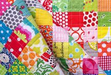 Quilting Bee / Gorgeous works of fabric art!