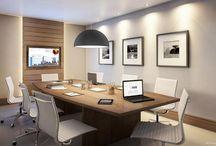 Salas de escritório