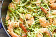 Zucchini Noodle Recipes