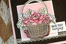 Basket weave bundle
