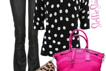 Style - Polka Dots / by Cammie Hackney