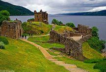 Places I'd Like to go / by Allison Shillington
