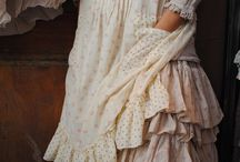Ruffles, Ribbons, Lace and Flowers / by Carol Bornsheuer