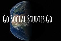 Middle School Social Studies / by Sarah B