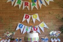 ideias aniversário arraiá