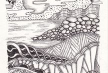 Zentangle / by Laura-Lee Stevenson