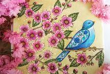 Rita Berman Coloring Books
