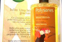 Polysianes / Bronceadores y productos de belleza