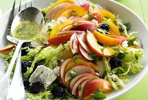 Food -- Salads / by Susanna Hemme