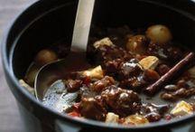 Koken: stoofpotjes met vlees