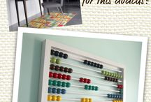 Future Nursery Ideas / Cute ideas for when I need to decorate down the road.