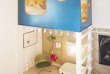 Gyerekszoba - inspirációk (Kids room)