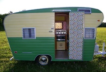 Our Vintage Camper / Travel Trailer / by freshvintage