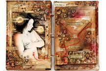 art journals / by Lisa Gallo