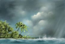 Art | Beaches / Beautiful beach art by Imagekind artists.