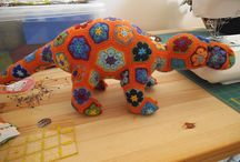 African Flower toy and other ideas / All Things African Flowers