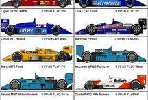 F1 seasons