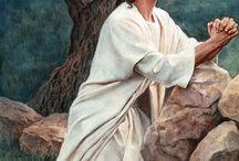 Jesus at gethsam