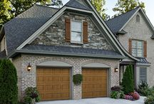 Traditional Garage Doors / Made from steel and produced in a wide variety of styles; you'll love our traditional garage doors. Choose your color, window options, hardware styles, and more!