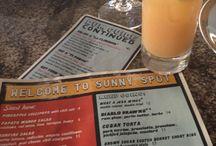 Sunny Spot / Venice Eatery, Cocktails