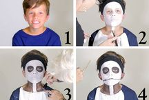 DIY Halloween Ideas / Carve out some Halloween fun with sweets and treats and easy makeup tutorials for your favorite monsters and ghouls!